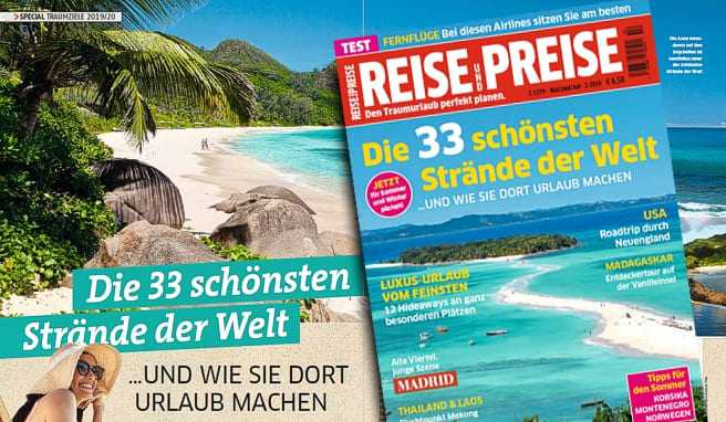 Reisemagazin REISE und PREISE