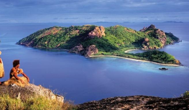 Reisen nach Fidschi lassen den Südseetraum wahr werden