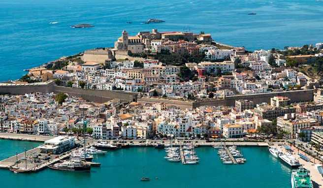 Die Hauptstadt Eivissa gehört seit 1999 zum UNESCO-Weltkulurerbe
