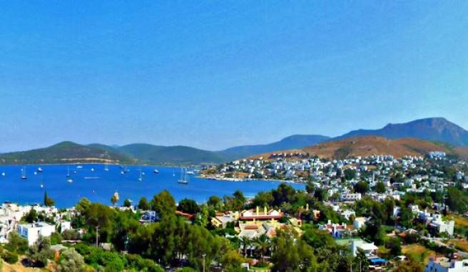 Bodrum das türkische Tor zur Ägäis mit mediterraner Leichtigkeit