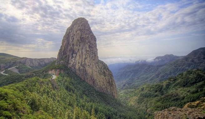 La Gomera, das Wanderparadies unter den Kanarischen Inseln, Spanien