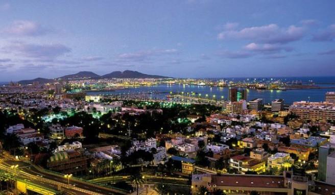Im Hochland von Gran Canaria finden sich einige Stauseen.