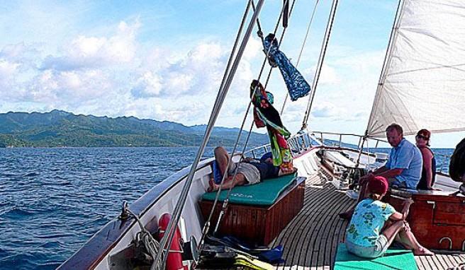 We are sailing ... Segelreisen nach Grenada