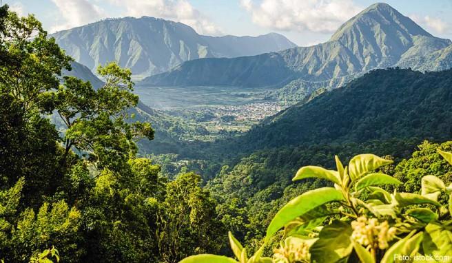 Das Inselinnere der gebirgigen Insel Lombok überrascht immer wieder mit fantastischen Ausblicken
