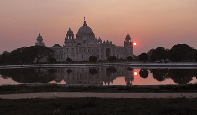 Kalkutta ist die indische Megametropole der Gegensätze