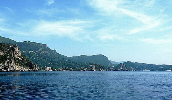 Korfu die grüne Insel im Ionischen Meer ist ein vielfältiges Urlaubsziel in Griechenland