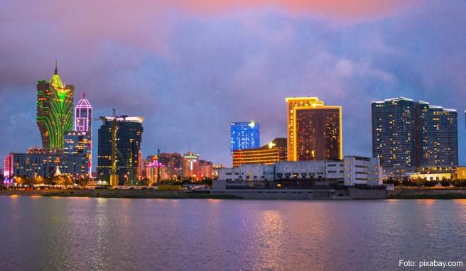 Die chinesische Sonderverwaltungszone wird immer wieder mit Las Vegas verglichen