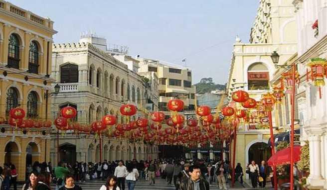 Macau,zwischen portugiesischer Kolonialvergangenheit und Postmoderne in China