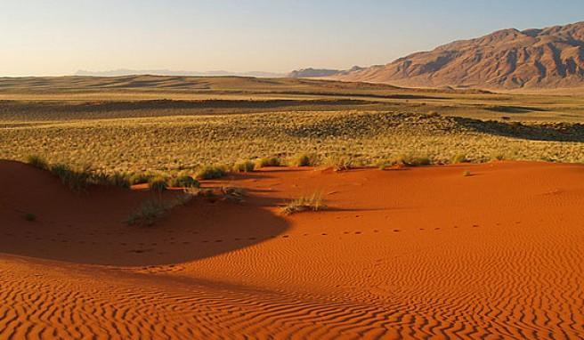 Vielfältige grandiose Landschaften in Namibia