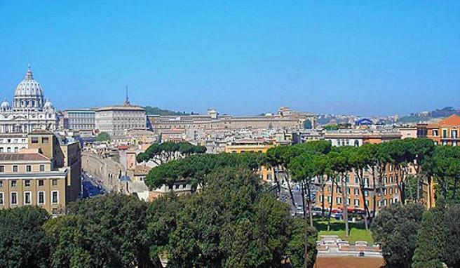 Reisen in die Ewige Stadt Rom, die Hauptstadt von Italien