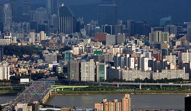 Seoul, eine faszinierende Metropole aus Tradition und Moderne, Südkorea