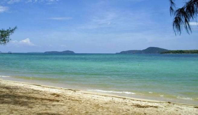 Auf Reisen von Phuket aus die Trauminseln in der Andamanensee in Thailand entdecken