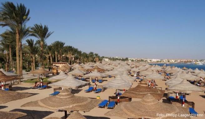 Das Rote Meer erlebt ein Revival: Badeorte in Ägypten wie Hurghada sind bei Thomas Cook Touristik wieder im Kommen
