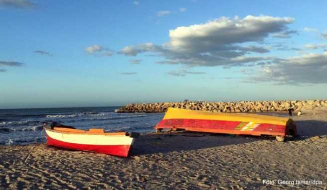 Die kolumbianischen Karibikstadt Riohacha könnte bei Touristen bald zu einem beliebten Badeort werden