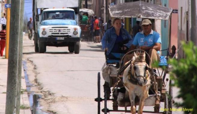 Kubas Städte im Osten - hier Gibara - sind noch nicht von Touristen überlaufen