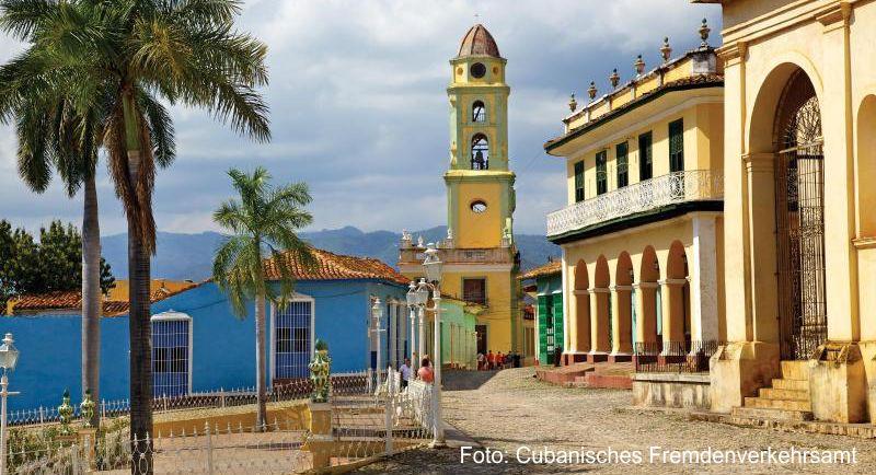 Die kubanische Stadt Trinidad lockt Touristen - derzeit wohl mehr denn je. Das treibt auch die Preise der Top-Hotels in die Höhe