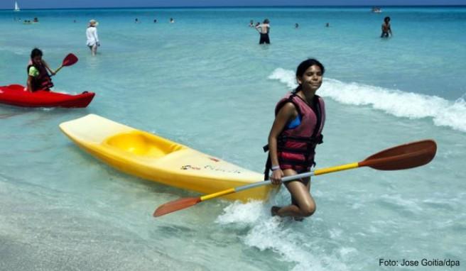 »Sol y Playa« reicht nicht mehr. Kuba will künftig mehr Kultur- und Öko-Touristen ins Land holen.