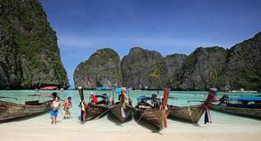 Ein beliebtes Reiseziel im Winter ist Thailand