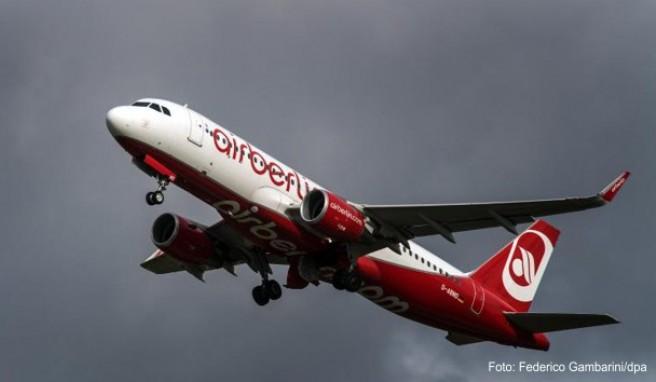 Air Berlin hebt bald nicht mehr ab. Viele Tickets verlieren ihre Gültigkeit.