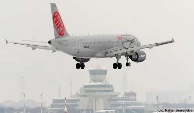 Niki hat den Flugbetrieb eingestellt