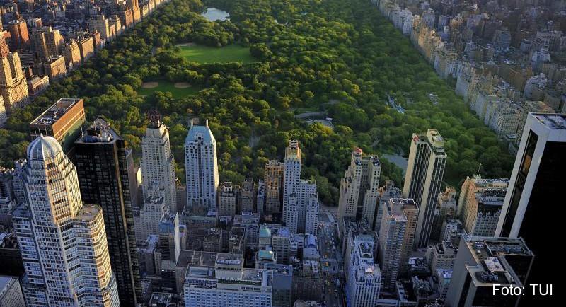 New York zählt mit seinem Central Park weiterhin zu den beliebtesten Reisezielen der USA