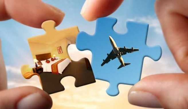 Flüge und Hotels selber suchen oder pauschal buchen?