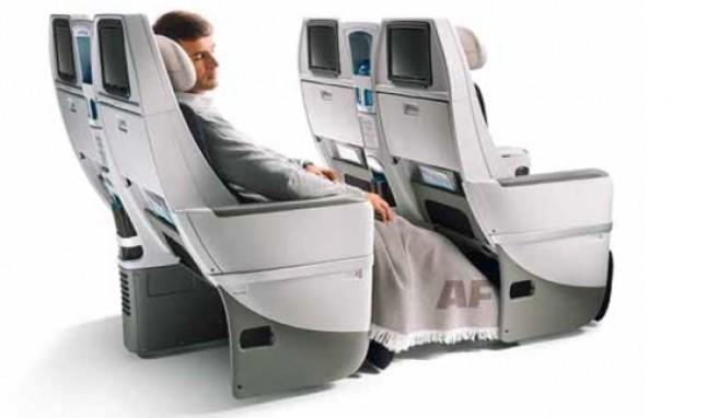 Die Fluggesellschaften rüsten zunehmend ihre Kabinen mit einer vierten Sitzplatzklasse aus