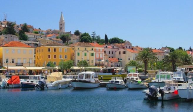 In Istrien, Kroatien muss man nicht lange nach schönen Fischerorten suchen