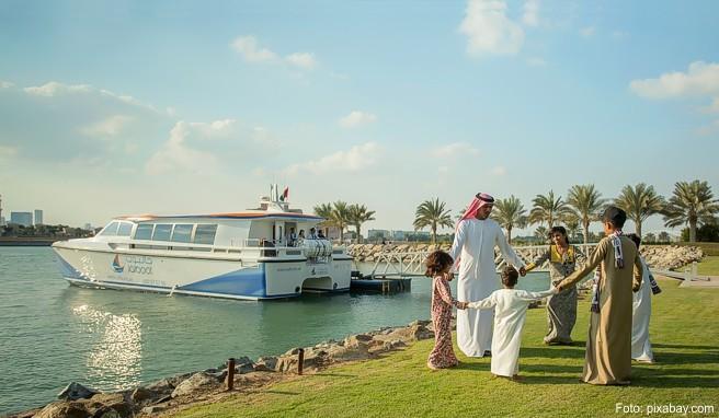 Abu Dhabi: Mit Einheimischen die Kultur erkunden