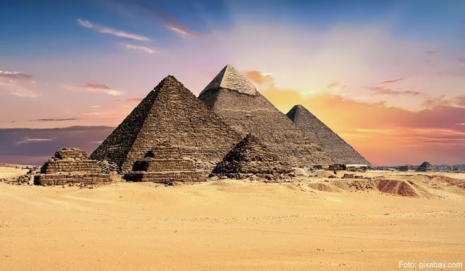 Ägypten, Pyramide
