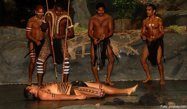 Australien-Reise: In einem Boot mit den Aborigines