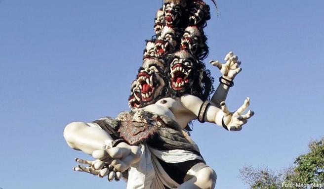 Wenn die Balinesen das Neujahrsfest Nyepi feiern, wird auf der Insel das gesamte mobile Internet abgeschaltet sein