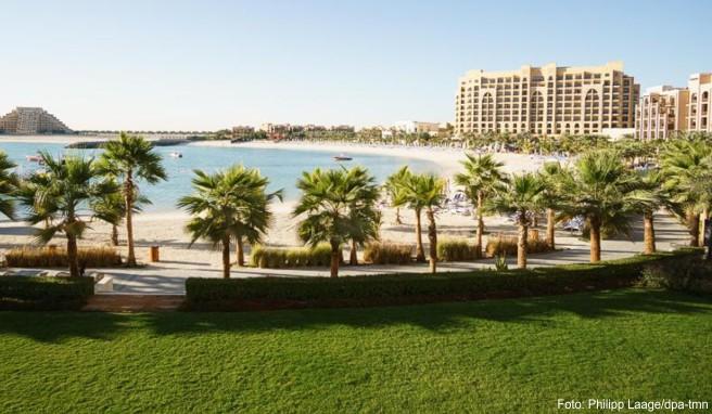 Ras al Khaimah soll künftig nicht nur luxuriöse Urlaubsresorts bieten, sondern auch Kreuzfahrttouristen anlocken