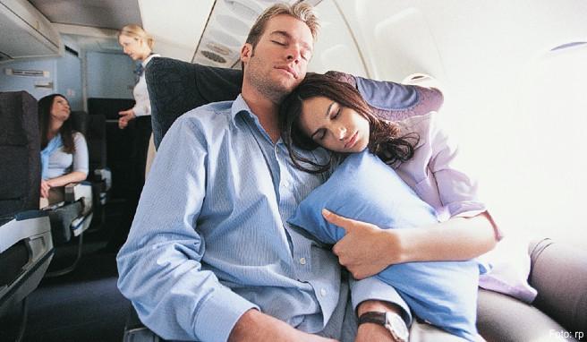 Fernreisen - richtig vorbereiten, entspannter fliegen