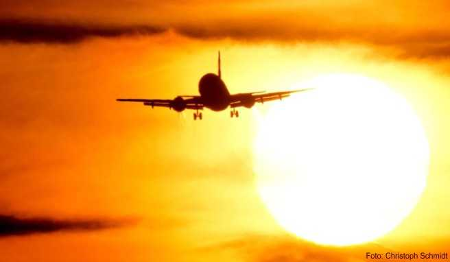 Entschädigung, Pilot darf wegen fehlender Lizenz nicht landen