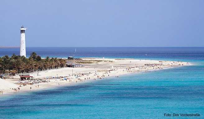 Auf der Halbinsel Jandia auf Fuerteventura gibt es viel zu erkunden