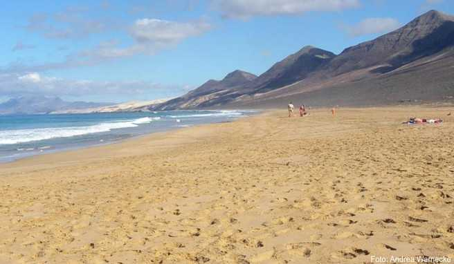 Endlich auf Fuerteventura: Kommen Urlauber verspätet am Ferienort an, haben sie Anspruch auf eine Entschädigung