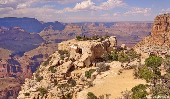 Auch der Grand Canyon ist von der Preiserhöhung betroffen