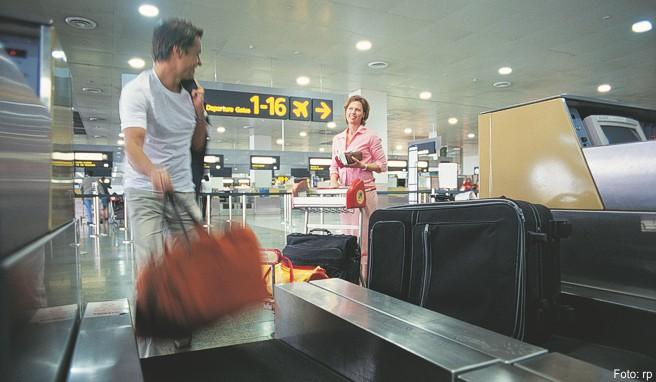 Transatlantik-Flüge, Gepäck