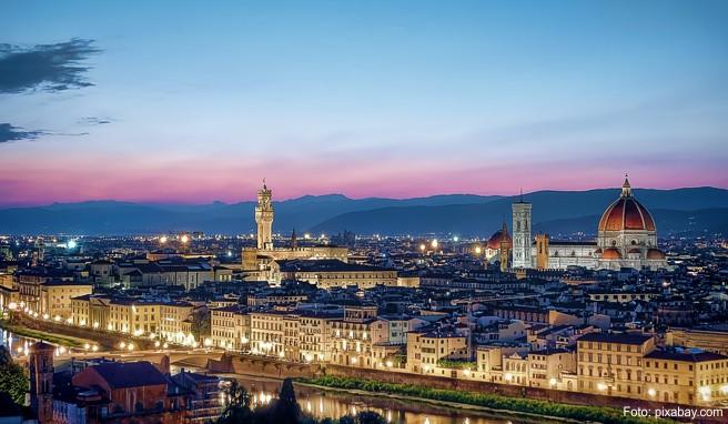 In Florenz schlagen die Herzen aller Kunstliebhaber hoch