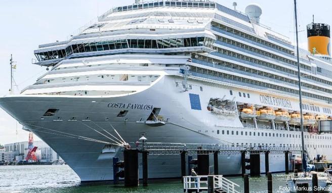 Auf Kreuzfahrten des Anbieters »Costa« gibt es künftig den Tarif »Comfort«