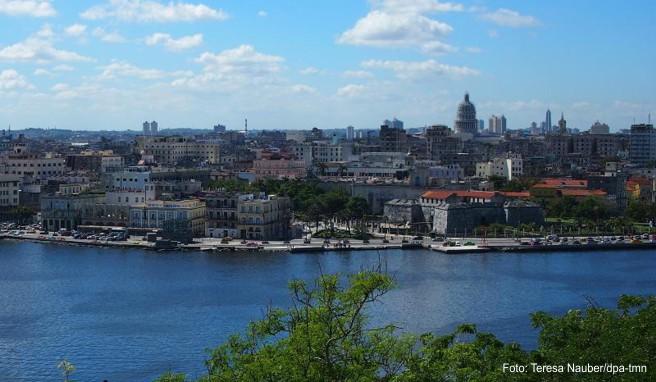 Die kubanische Hauptstadt ist eine der Topsehenswürdigkeiten auf der Karibikinsel