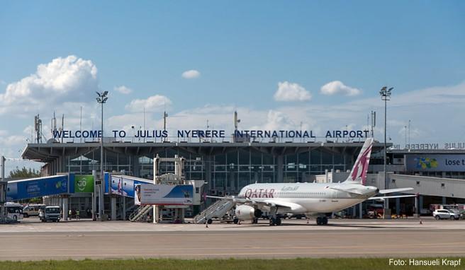 Kenia und Tansania treffen Vorkehrungen bei der Einreise