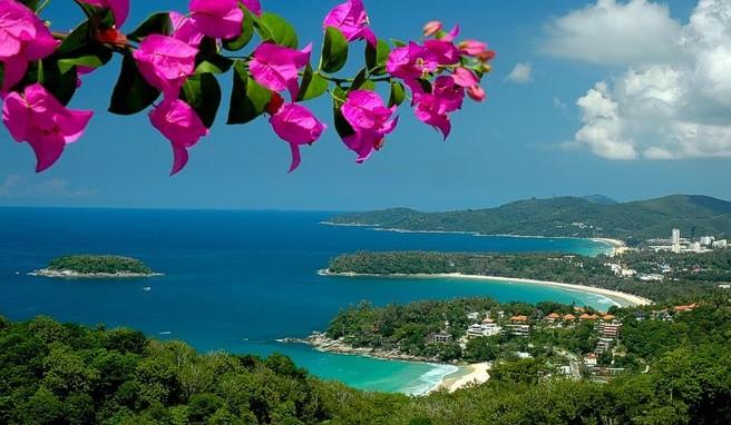 Thailand, Insel Phuket