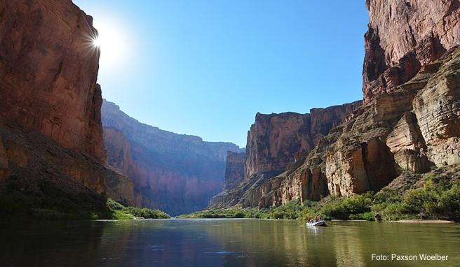 Mit fast fünf Millionen Besuchern zählt der Grand Canyon zu den beliebtesten Nationalparks Amerikas