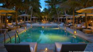 Das »Grand Beach Hotel Miami Beach« liegt am Mid Beach