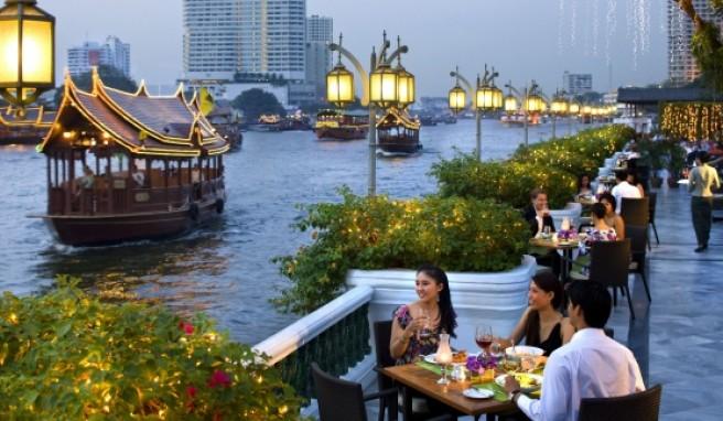 Thailand Bangkok Hotels Mit Charme