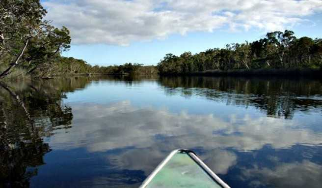 Noosa Heads, die Everglades von Queensland, das Tropenparadies in Australien