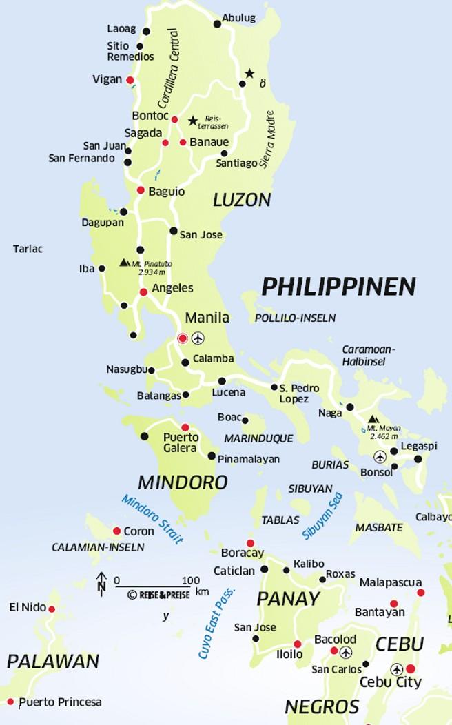 Philippinen Island Hopping Im Land Der 7000 Palmeninseln