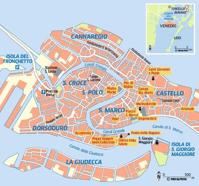 Venedig Karte.Reisebericht Italien Die Lagunenstadt Venedig Fasziniert